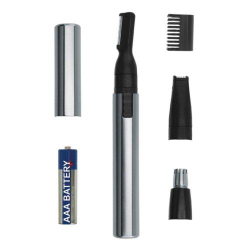 Wahl-5640-616:-Micro-Grooms Man '3 in uno' tagliapeli del naso-orecchie-ciglia