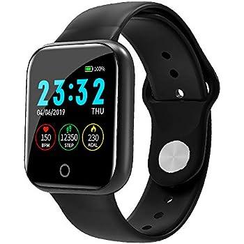 TDOR Smartwatch Reloj Inteligente para iPhone y Android, Whatsapp ...
