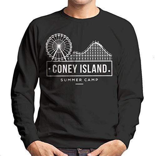 Herren Coney Island (Coney Island Summer Camp Men's Sweatshirt)