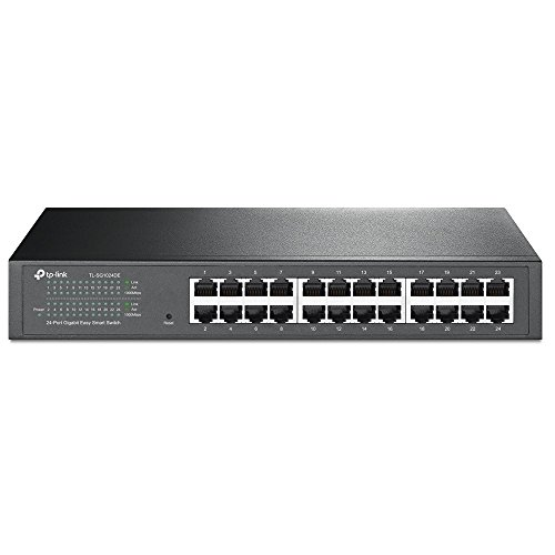 TP-Link TL-SG1024DE - Gigabit Ethernet Switch 24 puertos