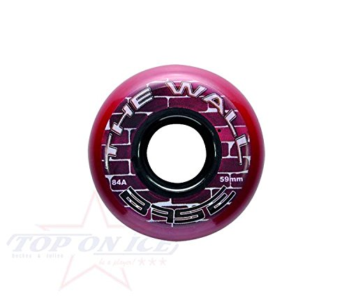 Rollen 8er-SET BASE The Wall Goalie Hockey 84A