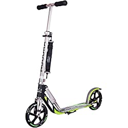 Hudora - 14695/01 - Trottinette - Big Wheel GS 205 - Noir/Vert