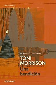 Una bendición par  Toni Morrison