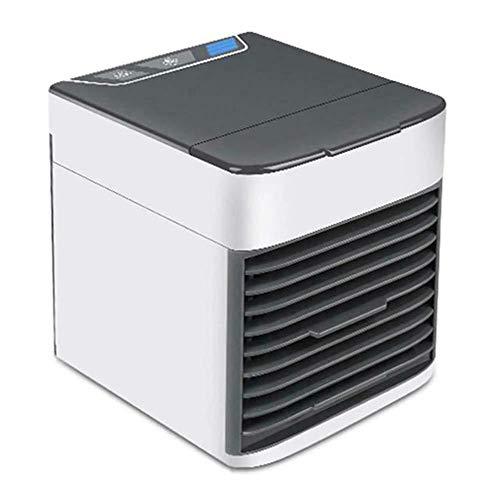 Y-LengF Mini Luftkühler Klimaanlage Tragbar Mobile Klimaanlage | Klimaanlage | Lüfter Klimaanlage 3 Leistungsstufe 7 Farben Ideal Für Büros | Camping | Zu Hause