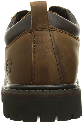 Gatti Oxford Scuro Tom Skechers Marrone Homme aP4qawd