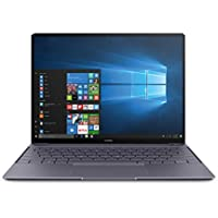 HUAWEI MateBook X 33,78 cm (13,3 Zoll FHD+ Display) Notebook (Intel® Core™ i5-7200U, 8 GB RAM, 256 GB SSD, 2 USB 3.0 (Type C) Dolby Atmos®, Windows 10 Home) grau