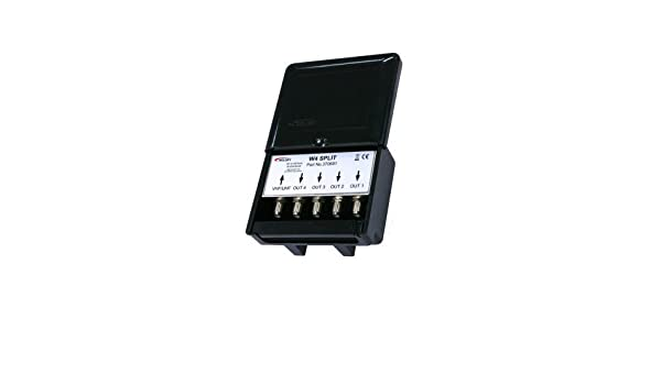 Wolsey W4 LTE 4 Way Splitter//Combiner