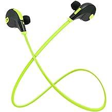 Bluetooth Auriculares/Auricular Rymemo Inalambrico estereo musica Deportivos/Correr Auriculares In-ear con microfono incorporado para iPhone y Android Moviles dispositivos habilitados para Bluetooth Telefonos Inteligentes