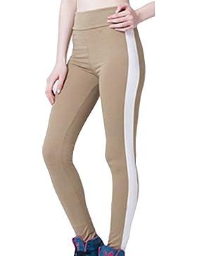 Juleya Mujer Leggins Push Up Tights Yoga - Mujeres Leggings Pantalones de Chándal Elástico Pantalones de Fitness...