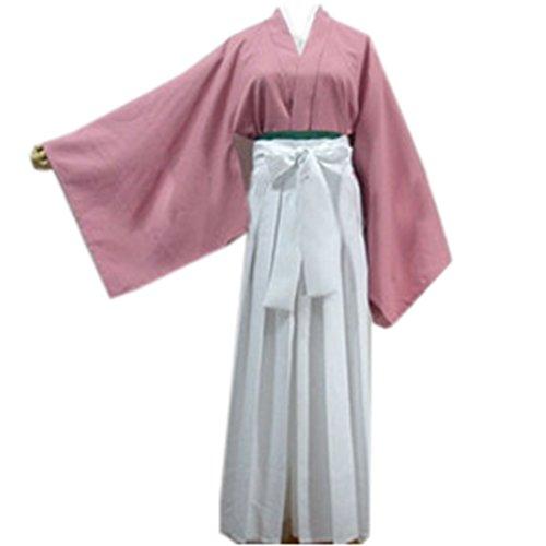 ss Japanischer Anime Cosplay Kimono Langarm Uniform Anime Kostuem (Cosplay Japanische Anime Kostüme)