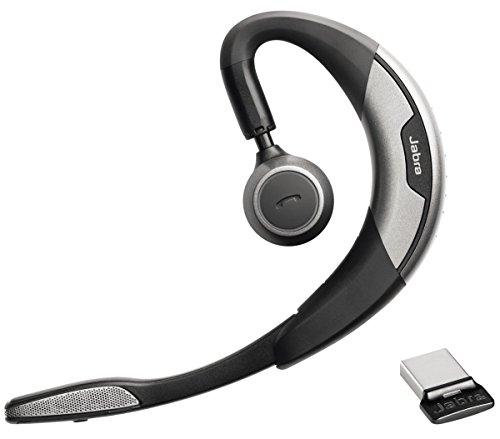 Image of JABRA Motion UC Bluetooth Headset fuer Mobiltelefone und PC ohne Netzteil inkl. Dongle – deutsche Sprachsteuerung