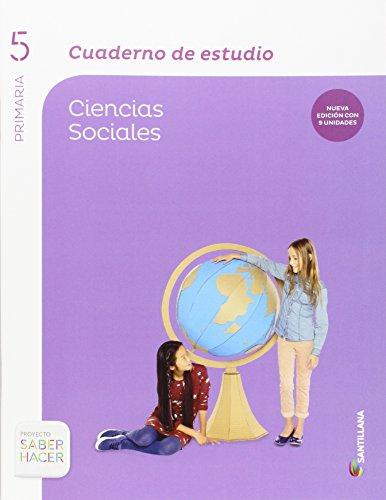 5PRI CUAD ESTUDIO C SOCIALES ED15 - 9788468030029