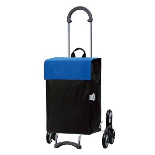 Andersen Shopper Scala Treppensteiger mit Tasche Hera 44 Liter blau