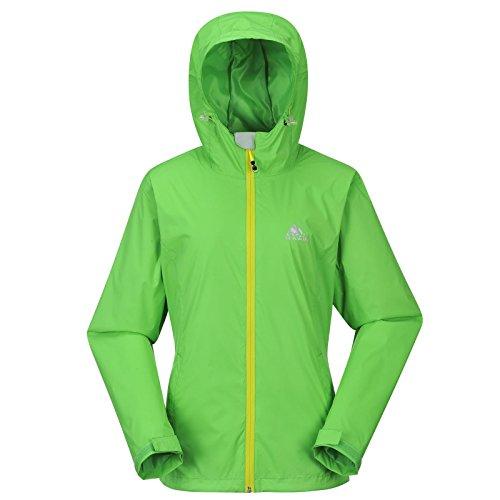 COX SWAIN Damen Outdoor Funktions Regenjacke BREAKER 8.000mm Wassersäule + 5.000mm atmung