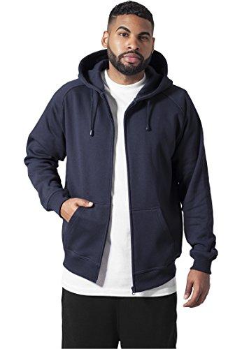 Zip Hoody navy 4XL