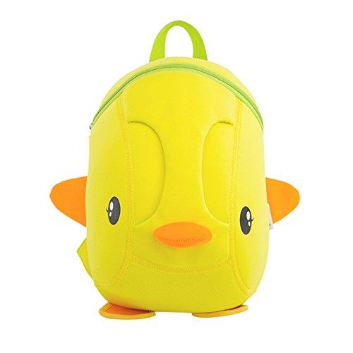 Nohoo Rubber Duck 3D Mochila Infantil