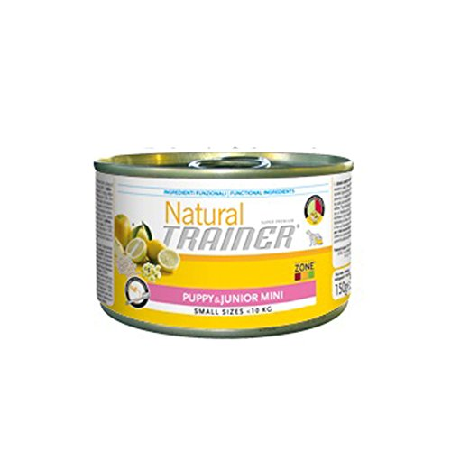 Trainer Natural Dog Puppy - Junior Mini 150 GR