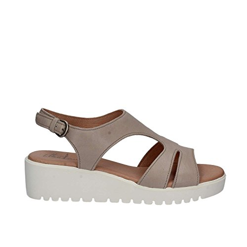 MARITAN G 660079 Sandalo Zeppa Donna Grigio 38