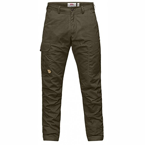 Fjällräven Herren Karl Pro Hydratic Trousers Outdoor Hose Dark Grey