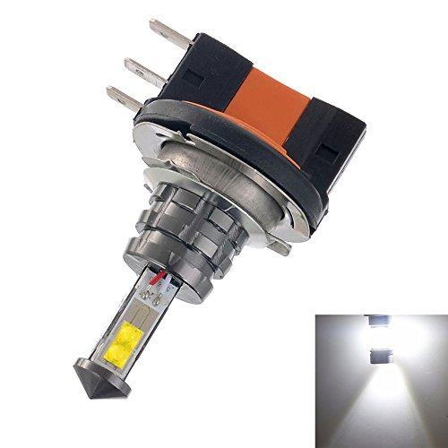 SAXTEL H15 LED ad Alta Potenza per luci di Marcia Diurna fendinebbia DC 12 V per Auto fendinebbia fari anabbaglianti