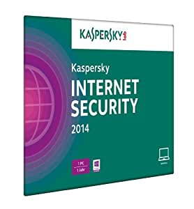 Kaspersky Internet Security 2014 Upgrade - 5 PCs  (Frustfreie Verpackung)