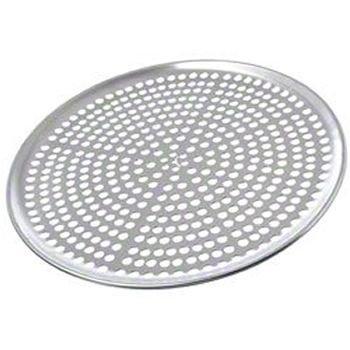 Browne Foodservice 575352 Thermalloy aluminium-Plaque à Pizza perforée - 30 x Browne Foodservice