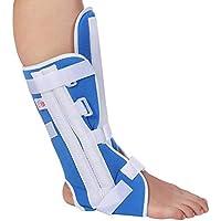 Fuß Tropfen Klammer Knöchel Unterstützung Knöchel Orthese Klammer justierbares Kniegelenk Stützelastischer Knöchel... preisvergleich bei billige-tabletten.eu
