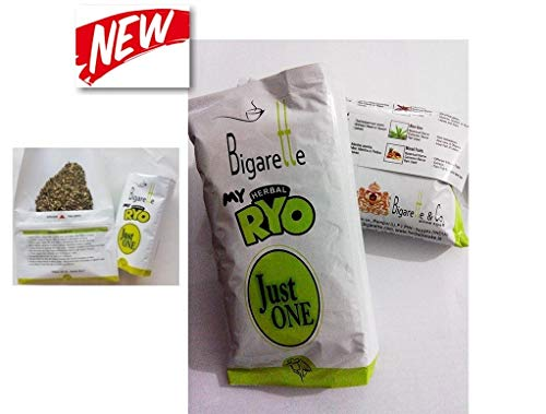 My Herbal RYO Just One- 40G Packung - Organic Bio - Ersetzt Tabak - (Smoking Mix)