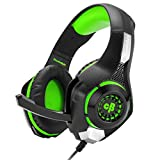 Cosmic Byte GS410 Headphones with Mic and for PS4, Xbox One, Laptop, PC