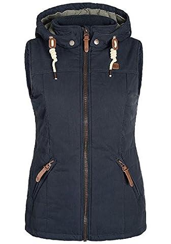 DESIRES Lewy Women's Vest, size:M;colour:Insignia Blue (1991)