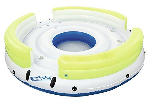 Bestway CoolerZ Schwimminsel Lazy Dayz, 328 x 328 cm