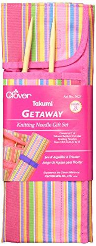 Getaway Takumi Bamboo Circular Knitting Needle Gift Set-29