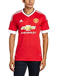 Adidas Maillot domicile manches courtes Manchester United Replica