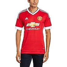 adidas 1ª Equipación - Manchester United 2015/2016 - Camiseta oficial, talla L