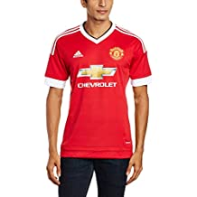 2f7ab71416f60 1ª Equipación - Manchester United 2015 2016 - Camiseta oficial adidas