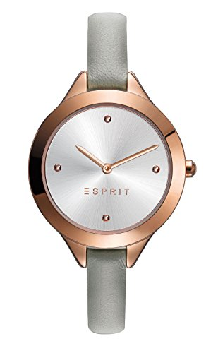 Esprit Womens Analogue Classic Quartz Watch with Leather Strap ES109392005