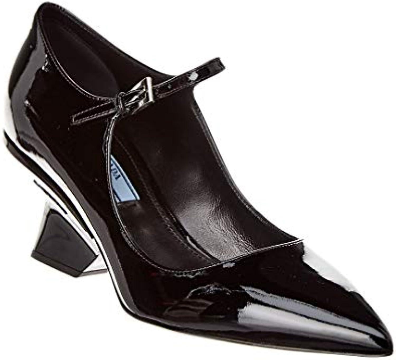 Chaussures Cuir Femme Escarpins Prada En Talon À 0fwqAx66H 8a835f4dc7a