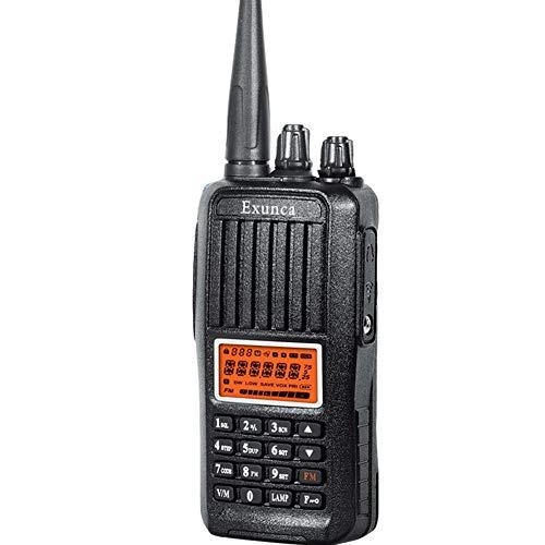ZFLIN Microtelefono Marino VHF Telecamera Civile Self-Tour Tour Alta Potenza Interphone qualità Militare