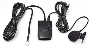 Yatour Adaptateur mains libres Bluetooth pour MP3/USB/SD/AUX/iPod