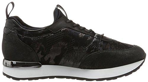 Högl 4-11 1319 0100, Sneaker Basse Donna nero (nero)