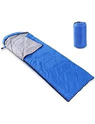 SOLVHK Saco de Dormir Saco de Dormir de Invierno Repelente al Agua al Aire Libre Saco