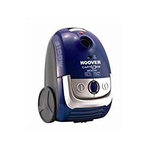 hoover tcp2120 capture aspirateur tra neau avec sac bleu. Black Bedroom Furniture Sets. Home Design Ideas