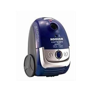 Hoover tcp2120 capture aspirateur tra neau avec sac bleu 2100 w cuisine maison - Aspirateur de table hoover ...