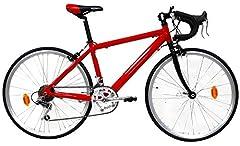 Idea Regalo - Bicicletta Ibrida da Uomo 24