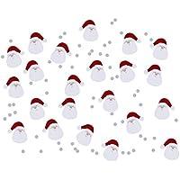 Neviti Let It Snow Babbo Natale Coriandoli, multicolore, 14g