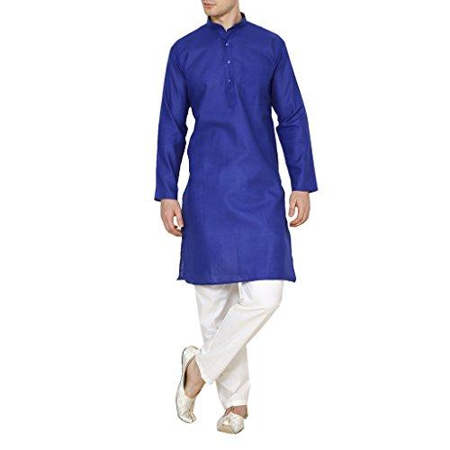 Royal Kurta Men's Cotton Kurta Pyjama Set