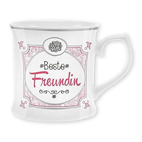 """my beautytree 43489 Tasse """"Beste Freundin"""""""