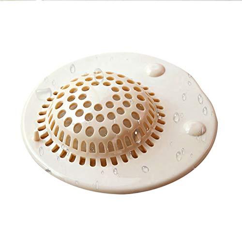 SELUXU Abwasserkanal-Boden-Abdeckungs-Spülbecken-Becken Anti-Blocking Badezimmer-Haar-Filter-Wannen-Sieb