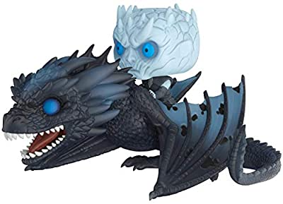 Game of Thrones Night King & Icy Viserion Vinyl Figure 58 Funko Pop!