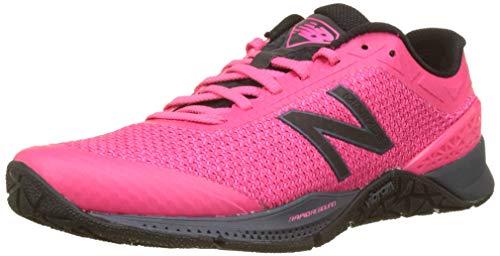 New Balance Minimus 40 Zapatillas de Cross Mujer, Violeta (Magenta), 39 EU